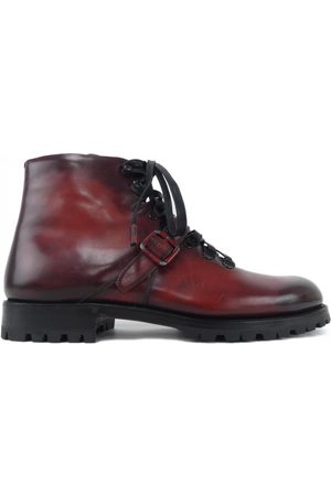 Berluti Men Boots - Leather boots
