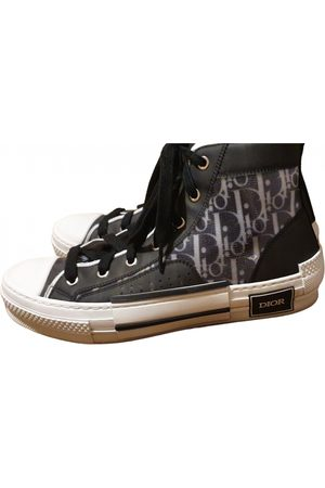 Dior Homme Cloth high trainers