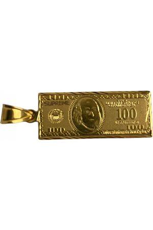 Supreme Gold pendant