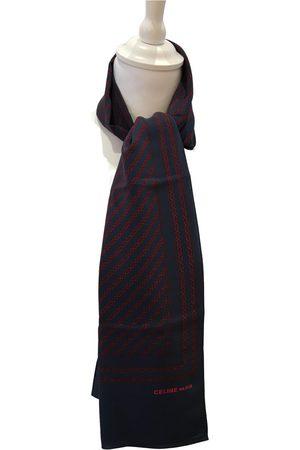 Celine Silk scarf & pocket square