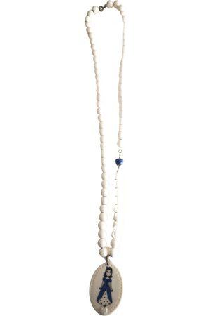 Les Néréides Ceramic long necklace