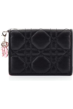 Dior Leather card wallet