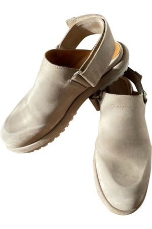 Jacquemus Leather mules & clogs