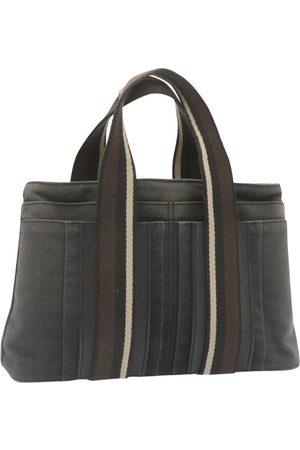 Hermès Troca cloth handbag