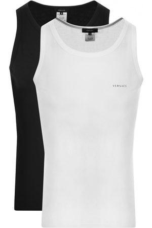 VERSACE Versace Two Pack Vests