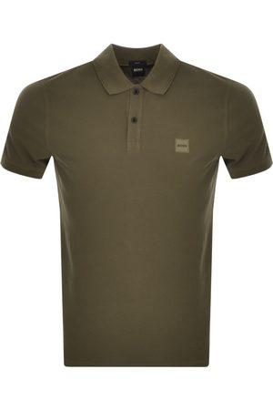 HUGO BOSS BOSS Prime 1 Short Sleeve Polo T Shirt