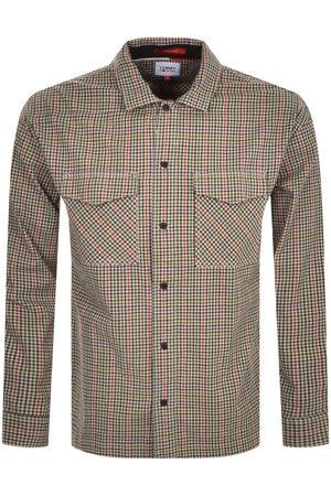 Tommy Hilfiger Long Sleeved Overshirt