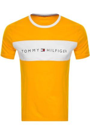 Tommy Hilfiger Lounge Logo Flag T Shirt