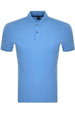 HUGO BOSS BOSS Pallas Short Sleeved Polo T Shirt