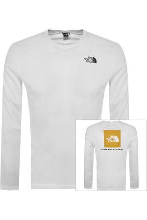 The North Face Long Sleeve Redbox T Shirt