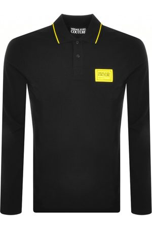 VERSACE Couture Long Sleeve Polo
