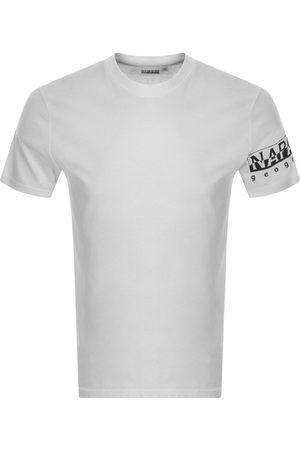 Napapijri Sadas Short Sleeved T Shirt