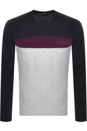 HUGO BOSS BOSS Bodywear Balance Lounge T Shirt Navy