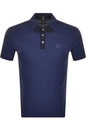 HUGO BOSS BOSS Parlay 131 Polo T Shirt Green