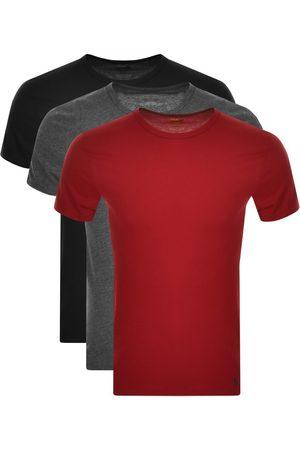 Ralph Lauren 3 Pack Short Sleeve T Shirts