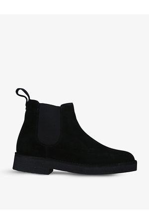 Clarks Desert Chelsea 2 suede Chelsea boots