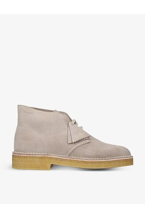 Clarks Desert Boot 221 suede boots