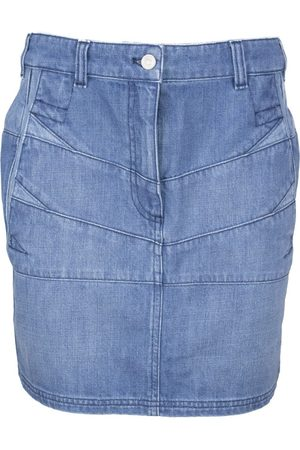 Kenzo Sky- Denim Mini Skirt