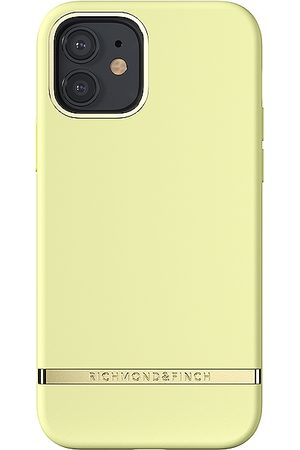 Richmond & Finch Limone iPhone 12/12 Pro Case in Yellow.