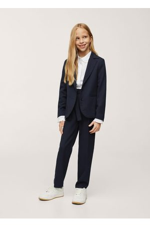 MANGO Girls Blazers - Patterned suit blazer