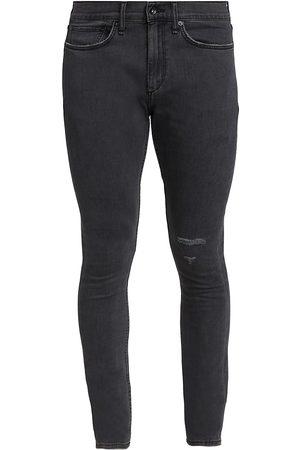 rag & bone Men Skinny - Aero Distressed Skinny Jeans