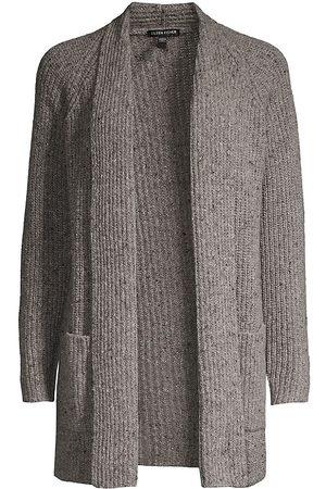 Eileen Fisher Women Long sleeves - Long Raglan-Sleeve Cardigan
