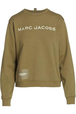 The Marc Jacobs Cotton Logo Sweatshirt