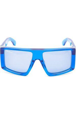 OFF-WHITE Alps 145MM Shield Sunglasses