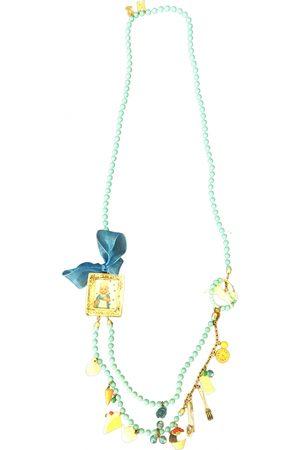 Les Néréides Long necklace
