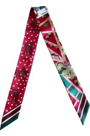 Hermès Women Necklaces - Twilly 86 silk choker