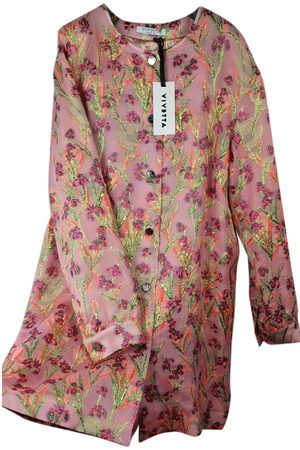 VIVETTA Silk coat