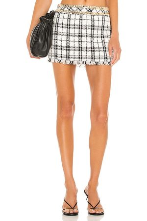 NBD Franca Mini Skirt in .