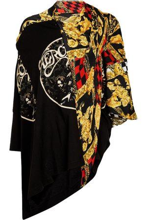 JUNYA WATANABE Printed cotton-blend T-shirt