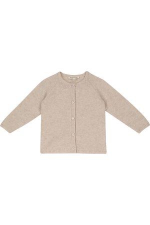 Caramel Baby Lyon wool cardigan