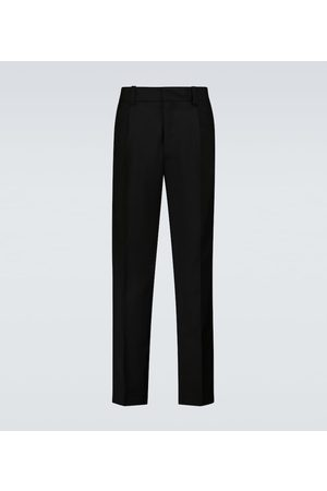 Acne Studios Formal wool and mohair pants