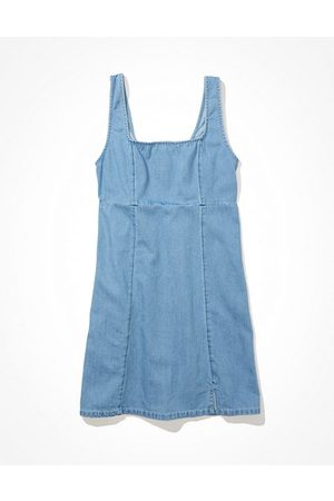 American Eagle Outfitters Square-Neck Mini Dress Women's XXS