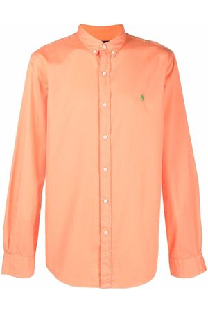 Polo Ralph Lauren Men Polo Shirts - Polo Pony button-down shirt