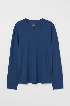 H & M Long-sleeved Regular Ft Shirt