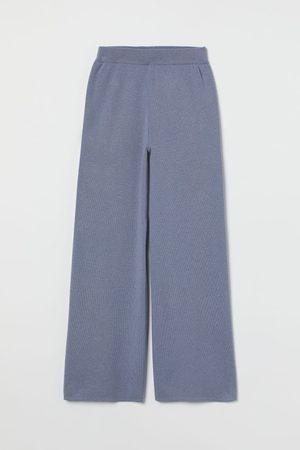H & M Wide-cut Pants