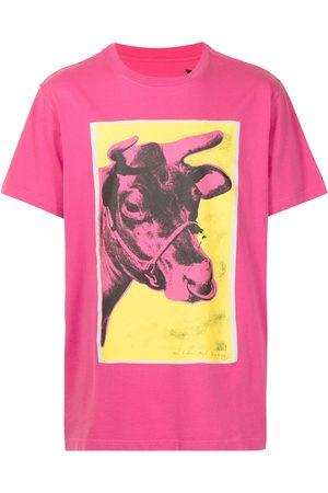 Maharishi Men T-shirts - Warhol Lunar Ox organic cotton T-shirt