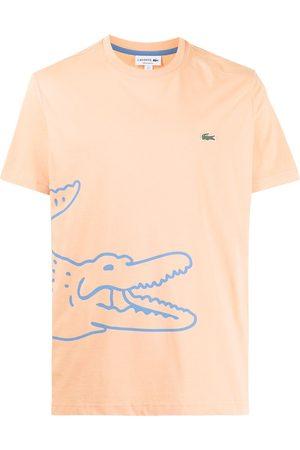 Lacoste Logo-print short-sleeved T-shirt