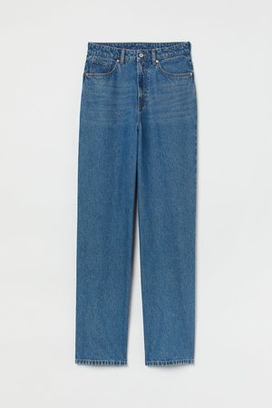 H & M 90s Baggy High Jeans
