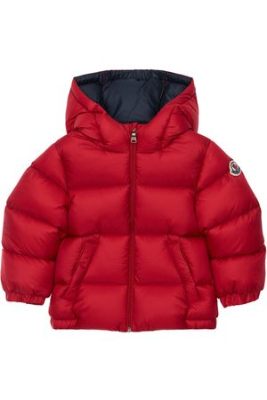 Moncler New Macaire Hooded Nylon Down Jacket