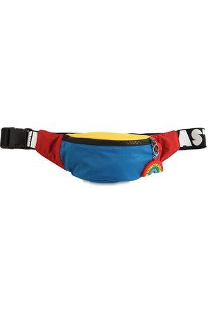 Stella McCartney Boys Rucksacks - Color Block Recycled Belt Bag