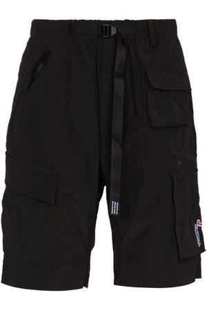 Billionaire Boys Club Men Shorts - Buckle knee-length cargo shorts