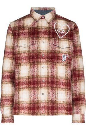 Billionaire Boys Club Men Casual - Brush Check overshirt