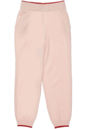 LORO PIANA Girls Sweatpants - Cashmere Sweatpants