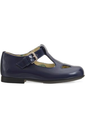 Gucci Girls Loafers - 10mm Mary Jane Patent Leather Loafers