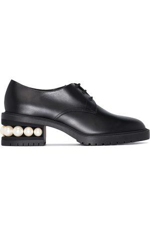 Nicholas Kirkwood Women Formal Shoes - CASATI 35mm derby shoes