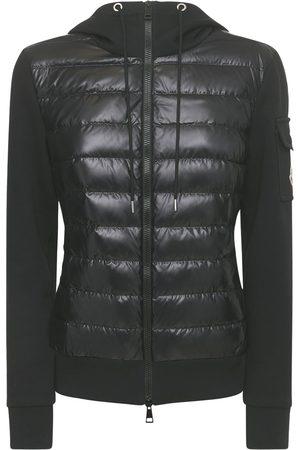 Moncler Women Puffer Jackets - Padded Zip Up Cardigan Hoodie
